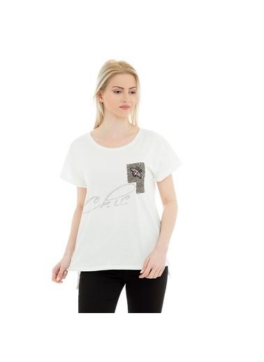 Fashion Friends Tişört Ekru